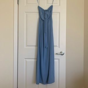 Juicy Couture Strapless Maxi Dress XS